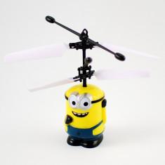 Vehicul - Drona Minion - Jucarie zburatoare reincarcabila (usb inclus)