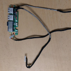 Port Usb cu Lan Laptop LG XNote E500 - Port USB laptop