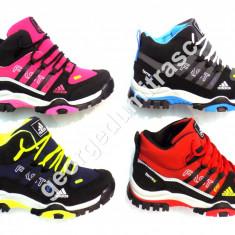 Ghete copii Adidas, Unisex - ADIDAS OUTDOOR FASTR terrex GHETE-BOCANCI COPII