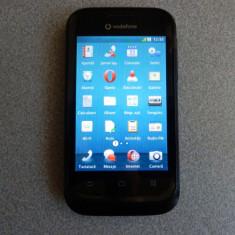 Telefon mobil Vodafone, Negru, <1GB, Vodafone, Single core, 128 MB - Telefon Vodafone 575 Nou - Blocat Vodafone