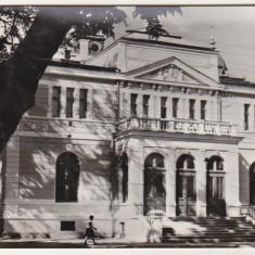 Bnk cp Bistrita - Casa de cultura - circulata - Carte Postala Transilvania dupa 1918, Printata