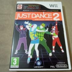 Joc Just Dance 2, pentru Wii, original, PAL, alte sute de jocuri! - Jocuri WII Ubisoft, Simulatoare, 3+, Single player