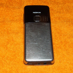 Telefon mobil Nokia 6300, Argintiu, Neblocat