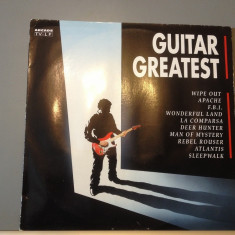 GUITAR GREATEST - piese instrumentale (1990/ ARCADE REC/ RFG ) - Vinil/Vinyl - Muzica Rock decca classics