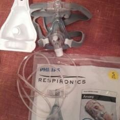 Aparat respiratoriu - Masca de oxigen