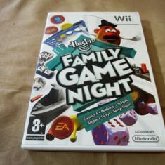 Joc Hasbro Family Game Night, pentru Wii, original, PAL - Jocuri WII Activision, Actiune, 3+, Multiplayer