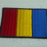 Patch broderie Steagul Romaniei