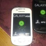 Telefon Samsung, Alb, Neblocat - Samsung Galaxy Y s5570 noi la cutie