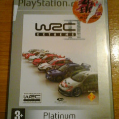 JOC PS2 WRC 2 EXTREME PLATINUM ORIGINAL PAL / STOC REAL in Bucuresti / by DARK WADDER - Jocuri PS2 Sony, Curse auto-moto, 3+, Multiplayer