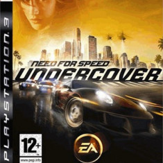 Jocuri PS3 Ea Games, Curse auto-moto, 12+, Single player - Need for Speed (NFS): Undercover - Joc ORIGINAL - PS3