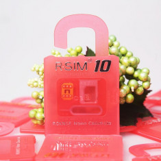 Gevey SIM - Decodare Gevey R-SIM 10 (3G/4G) PRO DECODARE UNLOCK iPhone 4S 5 5S 5C 6 6 PLUS