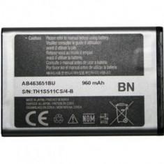 Baterie telefon, Li-ion - Acumulator Samsung ZV60 cod: AB463651B / AB463651BA / AB463651BE / AB463651BEC / AB463651BU