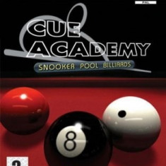 Jocuri PS2 Altele, Sporturi, 3+, Multiplayer - Cue Academy: Snooker, Pool, Billiards - Joc ORIGINAL - PS2