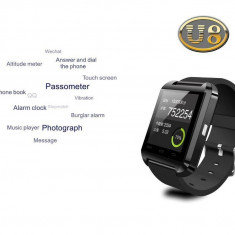 U8 Bluetooth Smart Wristwatch Bluetooth