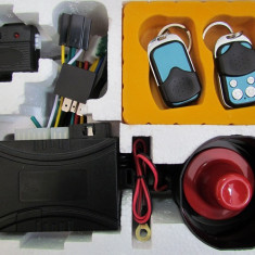 Alarma auto - Alarma cu pornire fara pager S02 - 063