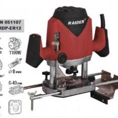 Masina de frezat - Freza electrica 1100W, Raider RDP-ER12