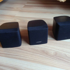 Boxe sateliti Bose Cube Invisible-produs cu probleme