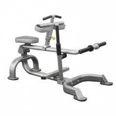Aparat multifunctionale fitness - Aparat Gambe, Impulse Fitness, IT 7005, Cadru Otel Impulse Fitness