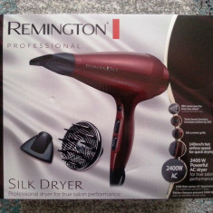 Uscator de par Remington Silk Dryer AC9096 NOU SIGILAT