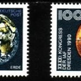 Germania DDR 1990 - cat.nr.2965-8 neuzat, perfecta stare - Timbre straine