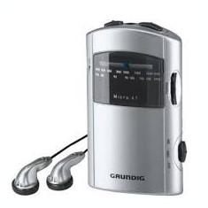 Electrocasnice - Radio portabil Grundig Micro 61