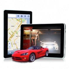 GPS Navigatie camioane 7 inch IGO TRUCK full Europa, Toata Europa, Pda cu GPS inclus, Redare audio, Sugestii multiple de cai