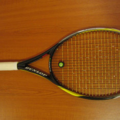 Racheta tenis Dunlop Biomimetic F 5.0 Tour - Racheta tenis de camp Dunlop, Performanta, Adulti