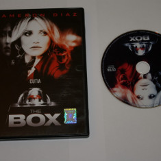 Cutia / The Box - film DVD cu Cameron Diaz - Film drama, Romana