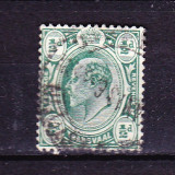 Timbre ANGLIA COLONII TRANSVAL1902 = KING EDUARD VII