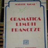 CC2 - GRAMATICA LIMBII FRANCEZE - MARCEL SARAS - Curs Limba Franceza
