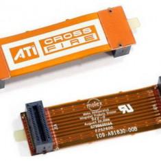 Cablu, Mufa, Adaptor Cross Fire pt placa video pci e ati amd hd - Cablu PC