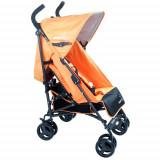 Carucior copii 2 in 1 DHS Baby - Carucior Cosy Sport Portocaliu