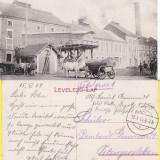 Carti Postale Romania pana la 1904, Circulata, Printata - Targu Mures- Fabrica de zahar- rara