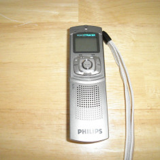 Reportofon digital PHILIPS 7675 - Camera spion