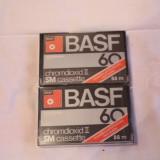 Casete Audio BASF chromdioxid 60 min - Casetofon