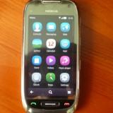 Vand nokia c7 - Telefon mobil Nokia C7, Gri, Neblocat