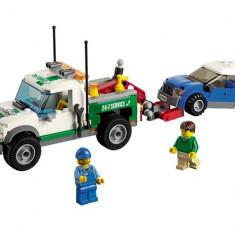 LEGO® CITY - Camioneta de remorcare - 60081