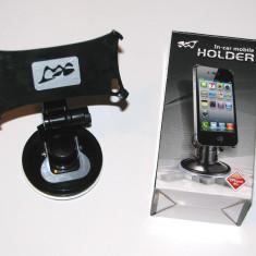 Suport auto Accessorize pentru telefon iPhone 4 4G, nou. Pret de lichidare stoc., iPhone 4/4S