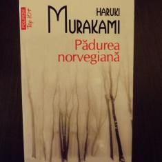 PADUREA NORVEGIANA - HARUKI MURAKAMI - Roman, Polirom