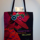 Geanta Desigual Womens Bols Shopping Bag 2 Tote
