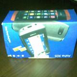 Telefon Nokia, Rosu, 2GB, Neblocat, Dual SIM, Single core - Nokia asha 305 Dual SIM