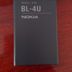 Baterie telefon, Li-ion - ACUMULATOR BATERIE NOKIA BL-4U NOKIA 8800 Arte, 8800 Carbon Arte, 8800 Gold Arte, 8800 Sapphire Arte, Asha 210, Asha 300, Asha 305, Asha 306