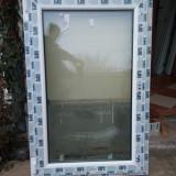Fereastra termopan PVC 76/116