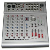Mixer + Amplif Pmx 6S 2X210w - Mixere DJ