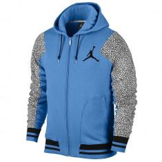 Hanorac Jordan Varsity Ele Full Zip Jacket | Produs 100% original | Livrare cca 10 zile lucratoare | Aducem pe comanda orice produs din SUA - Hanorac barbati