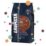 Cafea boabe profesionala Lavazza Super Crema 1kg