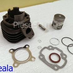 Kit Cilindru - Set motor COMPLET Scuter Aprilia Gulliver 49cc 50cc - racire AER - Set cilindri Moto