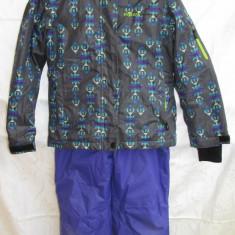 Imbracaminte outdoor - Costum schi / snowboard pt copii Rodeo, marime 134-140