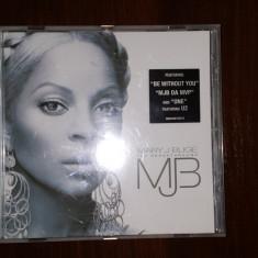 CD Mary J Blige - The breakthrough - Muzica R&B Columbia