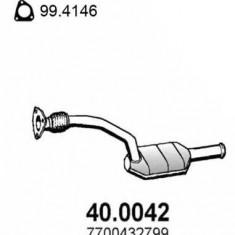 Catalizator auto - Catalizator RENAULT MEGANE Scenic 1.6 16V - ASSO 40.0042